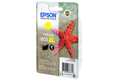Epson originálna cartridge C13T03A44010, yellow, 4.0ml, Epson Expression Home XP-2100, 2105, 3100, 3105 WF-2310