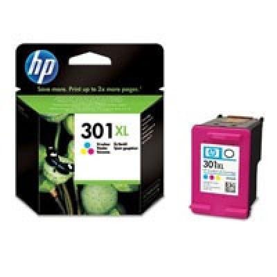 HP 301XL CH564EE farebná (color) originálna cartridge