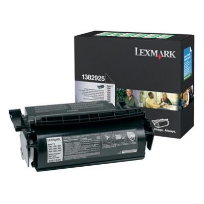 Lexmark 1382925 čierný (black) originálny toner