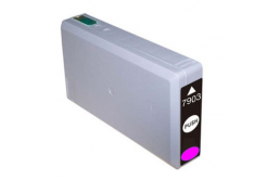 Epson T7903 purpurová (magenta) kompatibilna cartridge