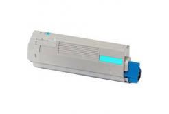 OKI 43381907 azúrový (cyan) kompatibilný toner