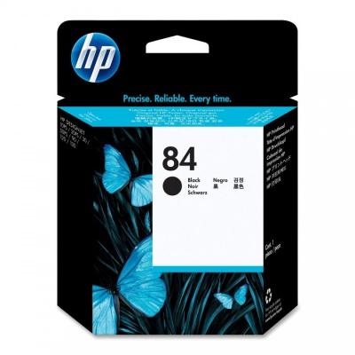 HP 84 C5016A černá (black) originální cartridge