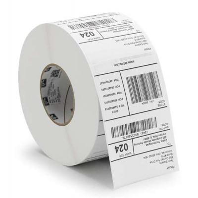 Zebra 3012910-T Z-Perform 1000D, label roll, thermal paper, 50,8x25,4mm