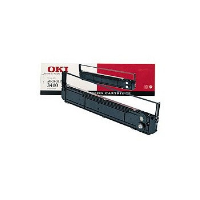 OKI 9002308, čierna, originální barvicí páska