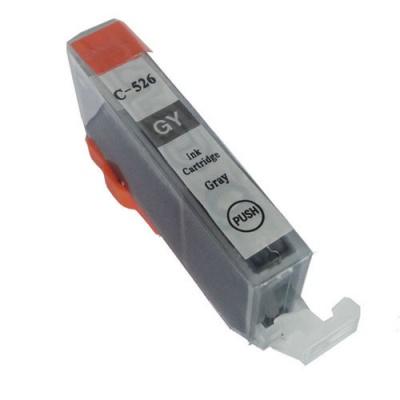 Canon CLI-526Gy sivá (grey) kompatibilna cartridge