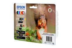 Epson originálna cartridge C13T379D4010, 378XL+478XL, CMYK, 1x10.2ml, 2x11.2ml, 3x9.3ml, Epson