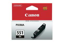 Canon CLI-551BK, 6508B001 čierna (black) originálna cartridge