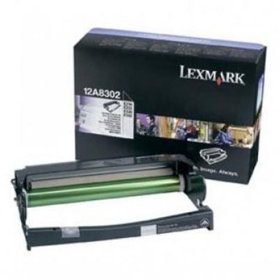 Lexmark 12A8302 čierna (black) originálna valcová jednotka