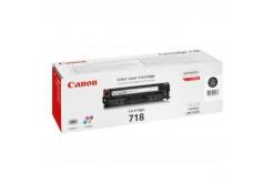 Canon CRG-718 čierný (black) originálný toner