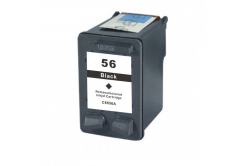 HP 56 C6656A čierna (black) kompatibilná cartridge