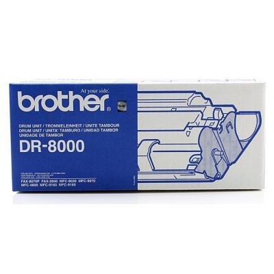 Brother DR-8000 čierna (black) originálna valcová jednotka
