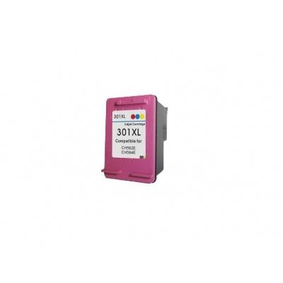 HP 301XL CH564E farebná (color) kompatibilna cartridge