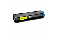 OKI 42804537 žlutý (yellow) kompatibilní toner