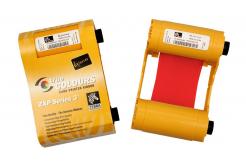 Zebra 800033-802 ZXP3 červená Monochrome