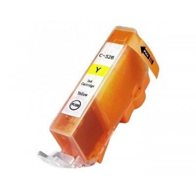 Canon CLI-526Y žltá (yellow) kompatibilná cartridge