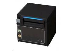 Seiko pokladní tiskárna RP-E11, řezačka, Přední výstup, serial, čierna