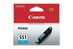 Canon CLI-551C azúrová (cyan) originálna cartridge