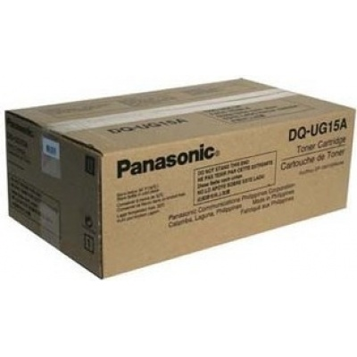 Panasonic DQ-UG15PU čierný (black) originálny toner