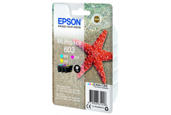 Epson originálna cartridge C13T03U54010, color, 3x2.4ml, Epson Expression Home XP-2100, 2105, 3100, 3105 WF-2310