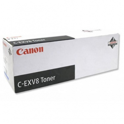 Canon C-EXV8 čierna (black) originálný toner