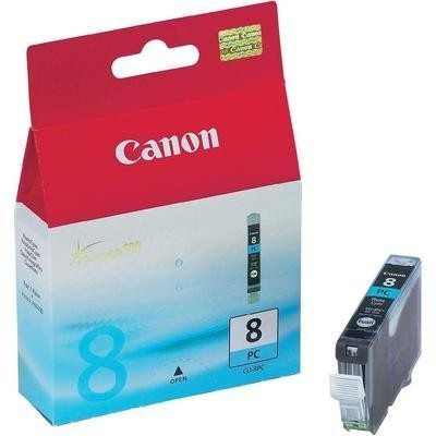 Canon CLI-8PC photo azurová (photo cyan) originální cartridge