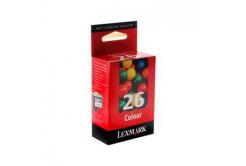 Lexmark č.26 10N0026E farebná (color) originálna cartridge