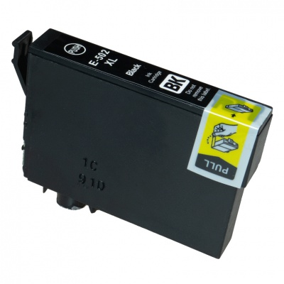Epson 502XL T02W140 čierna (black) kompatibilna cartridge