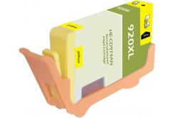 HP č.920XL CD974A žltá (yellow) kompatibilna cartridge