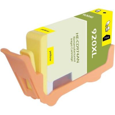 HP 920XL CD974A žltá (yellow) kompatibilna cartridge