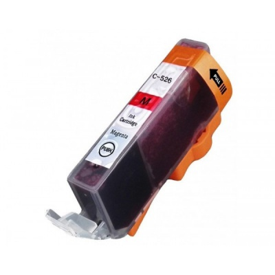 Canon CLI-526M purpurová (magenta) kompatibilná cartridge