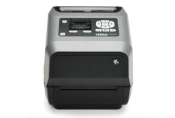 """Zebra ZD620 ZD62143-T1EL02EZ TT tlačiareň etikiet, 4"""" LCD 300 dpi, odlepovač, BTLE, USB, USB Host, RS232,LAN, WLAN & BT"""