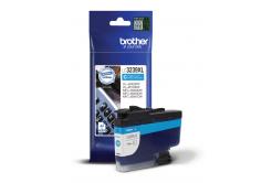 Brother LC-3239XLC azúrová (cyan) originálna cartridge
