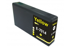 Epson T7014 žltá (yellow) kompatibilná cartridge