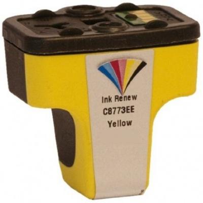 HP 363 C8773E žltá (yellow) kompatibilna cartridge
