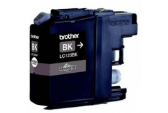 Brother LC-123BK dualpack čierna (black) originálna cartridge