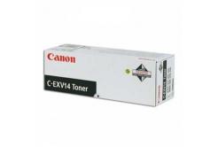 Canon C-EXV14 čierný (black) originálny toner