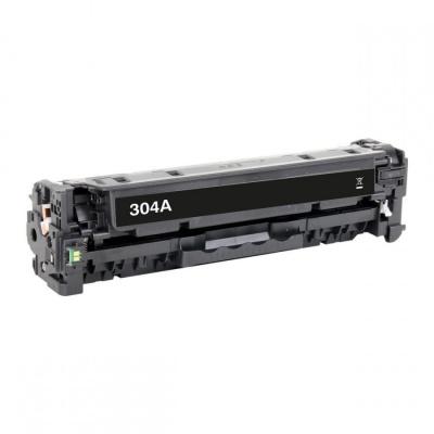 HP 304A CC530A čierný kompatibilný toner