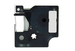 Kompatibilná páska s Dymo 1805436, Rhino, 19mm x 5,5m čierny tisk / biely podklad, vinyl
