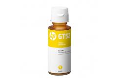 HP originálna cartridge bottle M0H56AE, HP GT52, yellow, 8000 str., 70ml, HP DeskJet GT serie, Cronos