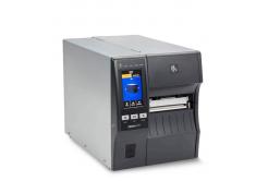 "Zebra ZT411 ZT41143-T4E0000Z tlačiareň etikiet, priemyselná 4"" tiskárna,(300 dpi),peeler,rewinder,disp. (colour),RTC,EPL,ZPL,ZPLII,USB,RS232,BT,Ethernet"