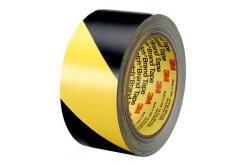 3M 766 PVC páska žluto-černá, 50 mm x 33 m