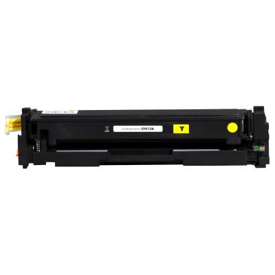 HP 410A CF412A žlutý (yellow) kompatibilní toner