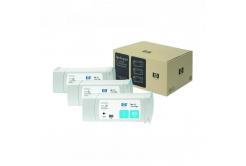HP 83 C5073A 3ks azúrová (cyan) originálna cartridge