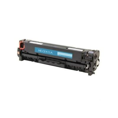 HP 305A CE411A azúrový (cyan) kompatibilný toner