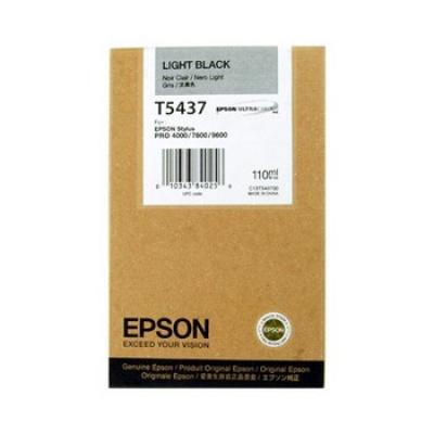 Epson T543700 sivá (grey) originálna cartridge