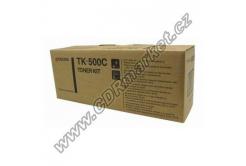Kyocera Mita TK-500C azúrový (cyan) originálny toner