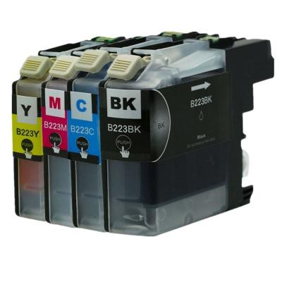 Brother LC-223XL multipack kompatibilní cartridge