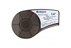 Brady M21-250-595-YL / 139745, vinyl páska, 6.35 mm x 6.40 m