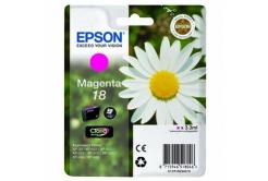 Epson T18034020 purpurová (magenta) originálna cartridge