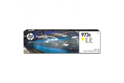HP  973X F6T83AE žltá (yellow) originálna cartridge